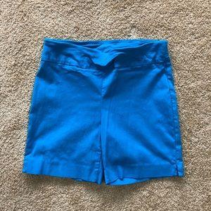 Attyre shorts blue